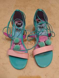 The Little Thing She Needs Baby Blue Clog