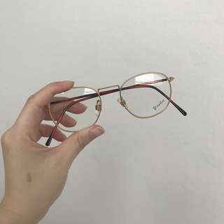 Vintage Spectacles gold frame