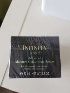 Infinity KOSE advanced Moisture Concentrate Serum