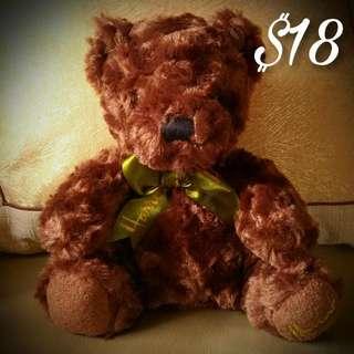 Harrods Russ Teddy Bear Soft Toy