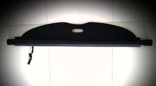 Mazda 5 car rear trunk security shield shade (quick sale - first reasonable offer and deal done)