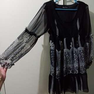 Flowy Chic Dress