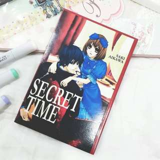 Secret Time Manga