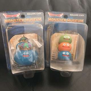 Dragon Quest Slime Figures