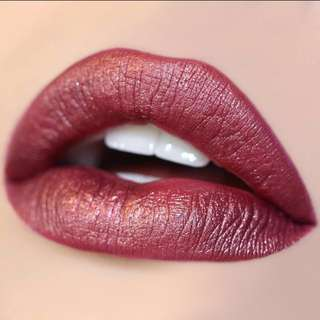3 Way colourpop metallic lipstick