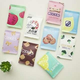 韓流創意趣味超萌零食包👛