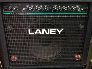 Laney 112 guitar amplifier
