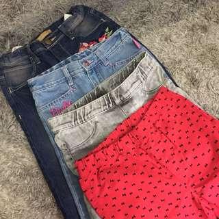 Take all 7 yr old pants
