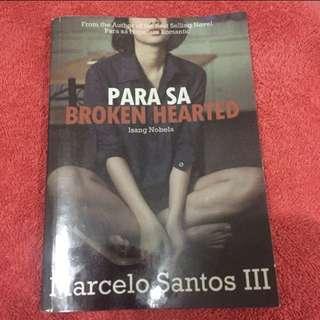 Para sa Broken Hearted by Marcelo Santos III