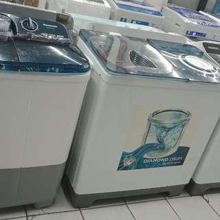 Mesin cuci murah bisa kredit tanpa DP