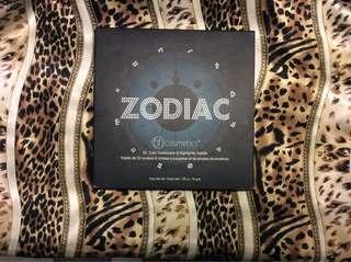 BH Cosmetics Zodiac Eyeshadow and Highlighter Palette