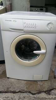 Electrolux active care washing machine 8kg