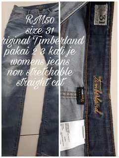 Jeans women timberland