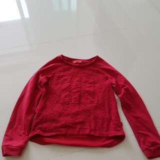 PDI Gals Long Sleeve Top