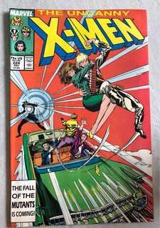 Original Uncanny X- Men #224 comics