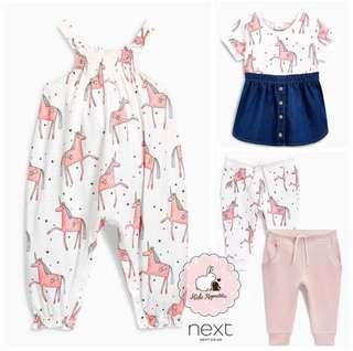 NEXT KIDS/ BABY UK - Dungaree/ joggers/ dress