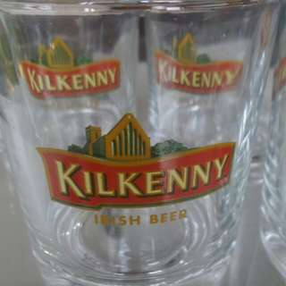 Kilkenny Beer Glasses