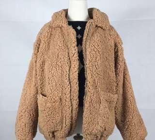 IAMGIA inspired teddy coat pixie jacket