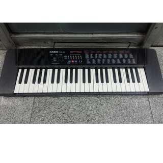 CASIO CTK-200 Japan Electric Piano - 90 % NEW 電子琴
