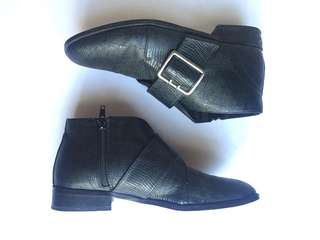 H&M Black Booties / Boots