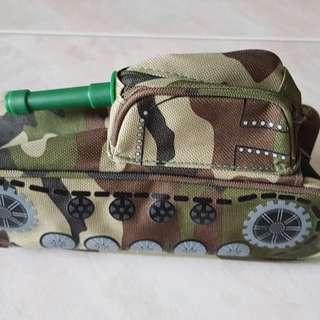 BN Army Tank Stationery Case
