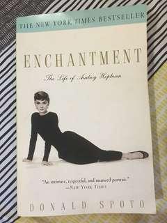 Enchantment- The Life of Audrey Hepburn -Donald Spoto