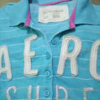 used polo shirt