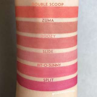 [READYSTOCK] Colourpop Ultra Blotted Lip
