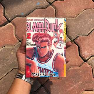 Slamdunk (Malay Version) - No. 2