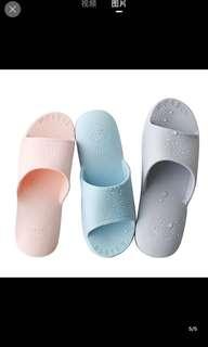 韓國新款家具麵包拖鞋防水防滑跟貼腳型十分舒適