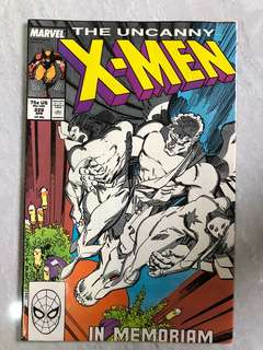 Original Uncanny X- Men #228 comics