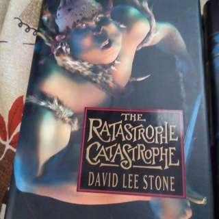 The Ratastrophe Catastrophe (hardbound)