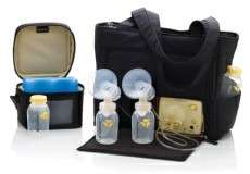Medela Pump In Style Advance+ New 3 packs of Pump and Save