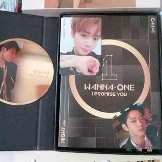 [WTT] Wanna One I.P.U Night ver. (mirror card,pc)