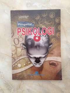 Buku Pengantar Psikologi