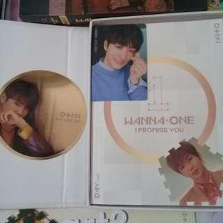 [WTT/WTS] Wanna One I.P.U Day ver. (mirror card,pc)