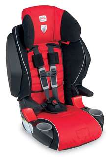 Car Seat - Britax Highback Booster with removable 5 point harness