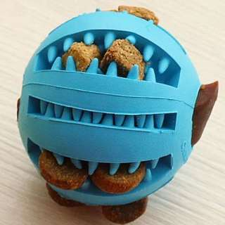 Dog snacks ball