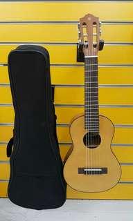 Guitalele =guitar x ukulele yamaha