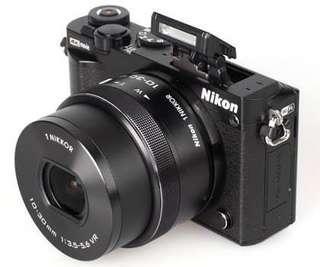 Kredit Nikon 1 J5 Kit 10-30mm Dp ringan tanpa Cc