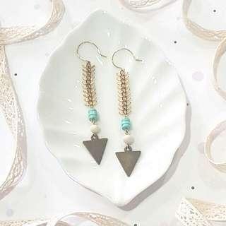 • Handmade Earrings • Dangling •