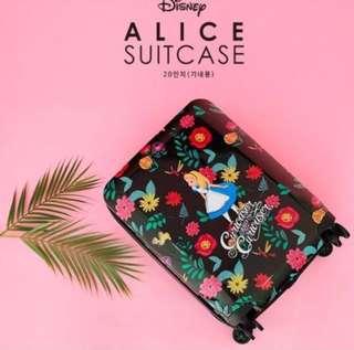 Alice in Wonderland 行李箱