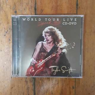 Taylor Swift Speak Now World Tour Live Album