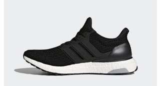 Adidas Ultra Boost 4.0 Black