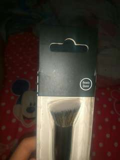 ANGELED BRUSH MINISO NEW