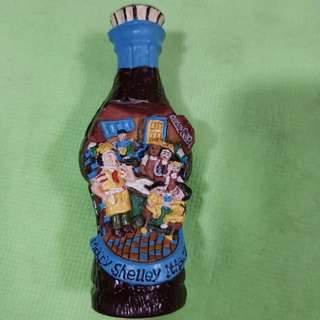 Coke Cola Folk Art Collectible