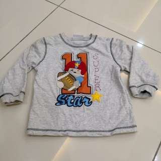 Miniwear Kid Sweatshirt(3-4y)