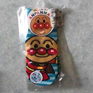 麵包超人襪