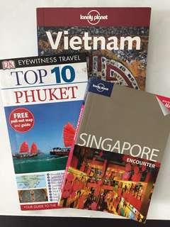 Book Bundle: Travel Guide