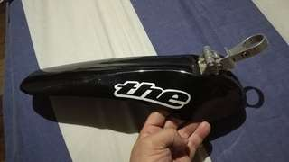 bike rear fender mug guard THE